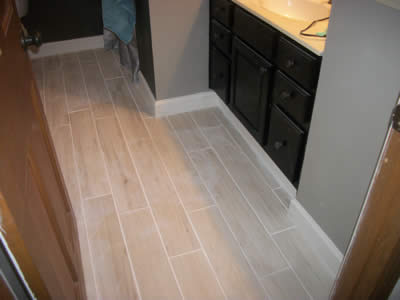 Tiling and Floor Installation Services Outagamie/Winnebago Wisconsin